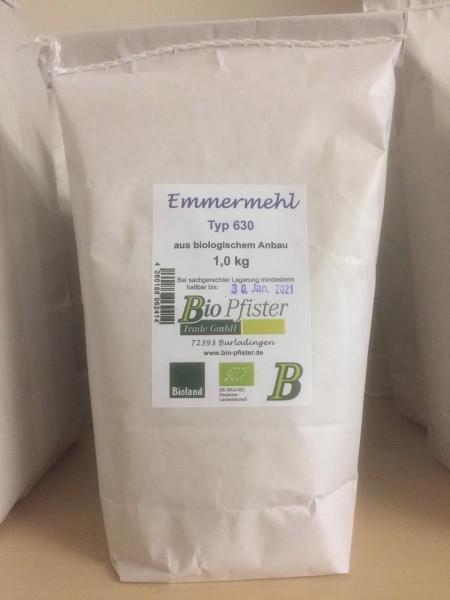Bioland Emmermehl Typ 630