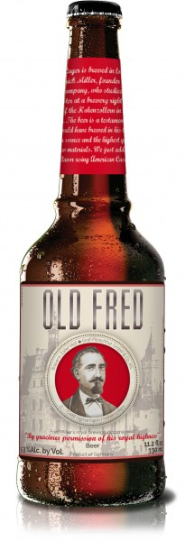 Old Fred red 20x 0,33l