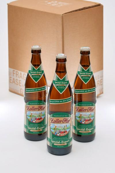 Brauerei Zoller-Hof - Spezial-Export 0,5l