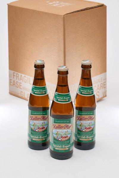 Brauerei Zoller-Hof - Spezial-Export 0,33l