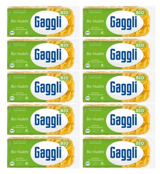 Gaggli BIO Spiralen 10er Pack