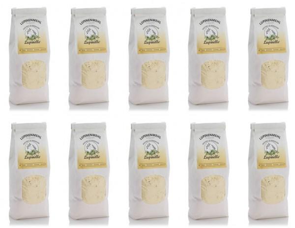 Bioland - Lupinenmehl 10er Pack