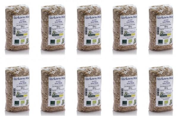 Bioland - Urkorn Mix geschliffen 10er Pack