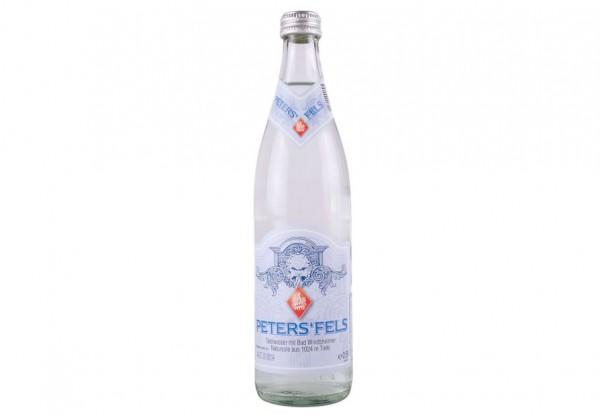 Peters´Fels Tafelwasser 20x 0,5l