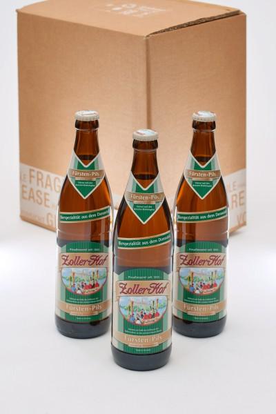 Brauerei Zoller-Hof - Fürsten-Pils 0,5l