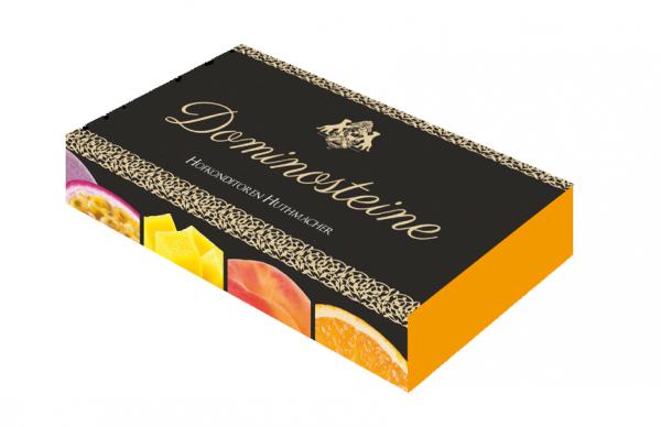 Dominostein 8er Box - Helle Früchte