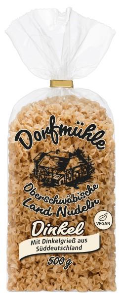 Dorfmühle Dinkel Wellenspätzle